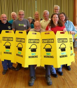 Town of Esopus volunteers